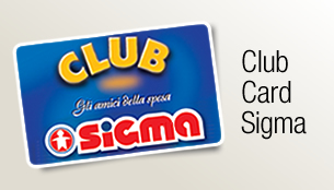 Club card Sigma